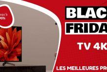 TV 4k Black Friday : les meilleures offres et promos