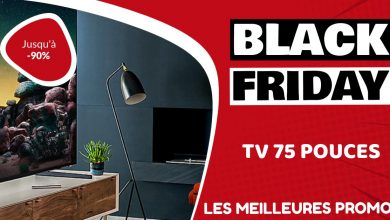 TV 75 pouces Black Friday : les meilleures offres et promos