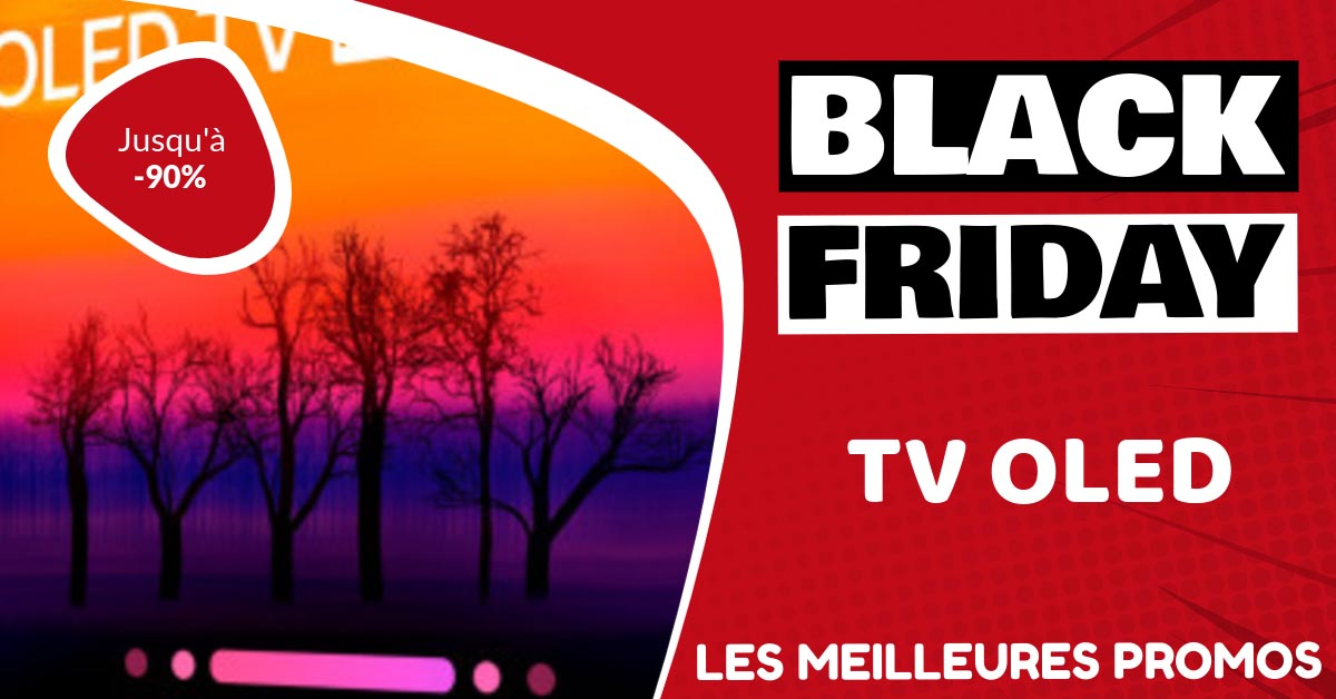 TV OLED Black Friday : les meilleures offres et promos