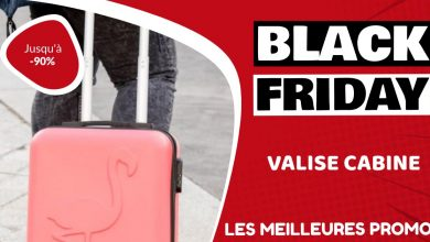 Valise cabine Black Friday : les meilleures offres et promos