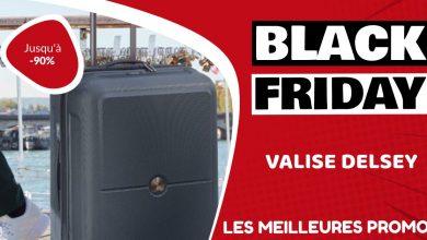 Valise Delsey Black Friday : les meilleures offres et promos