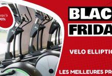 Vélo elliptique Black Friday : les meilleures offres et promos