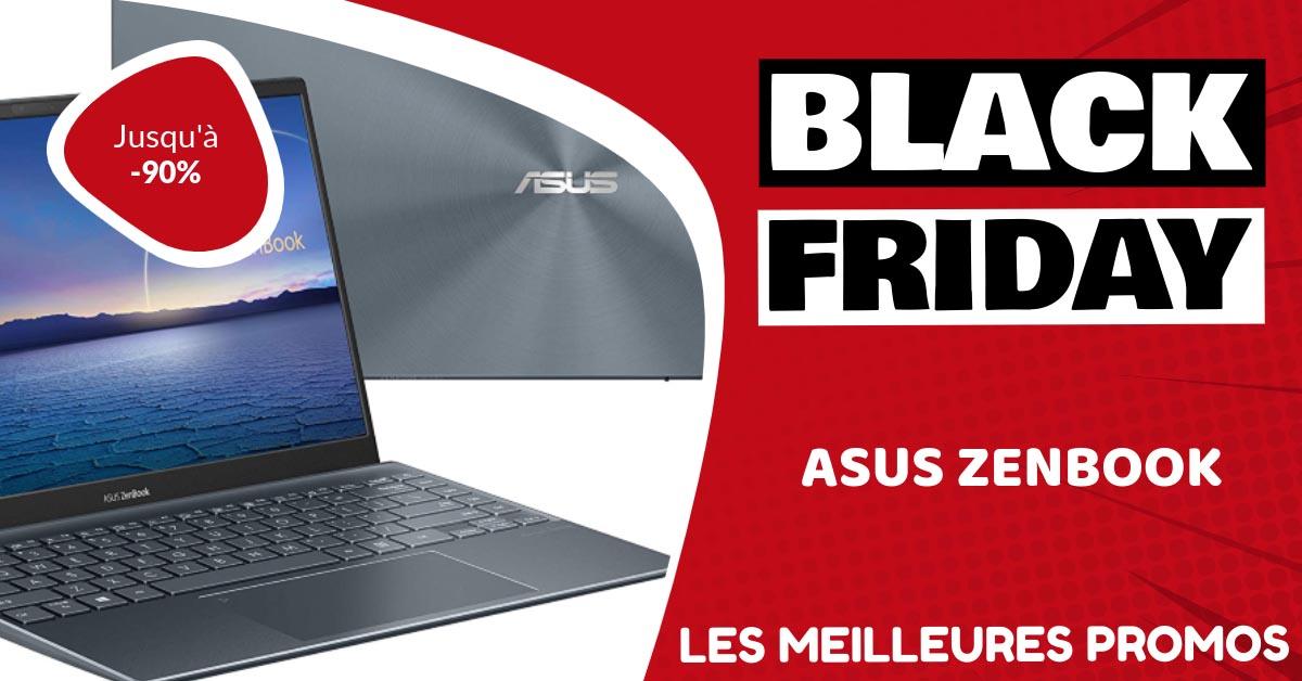 Asus Zenbook Black Friday : les meilleures offres et promos