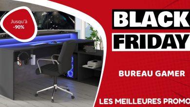 Bureau gamer Black Friday : les meilleures offres et promos