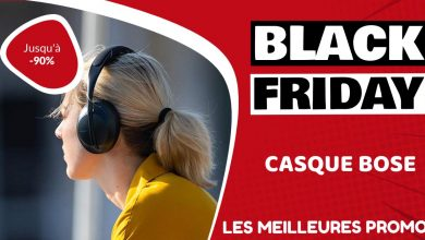 Casque Bose Black Friday : les meilleures offres et promos
