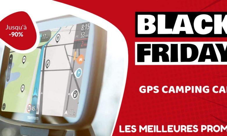 Gps camping car Black Friday : les meilleures offres et promos