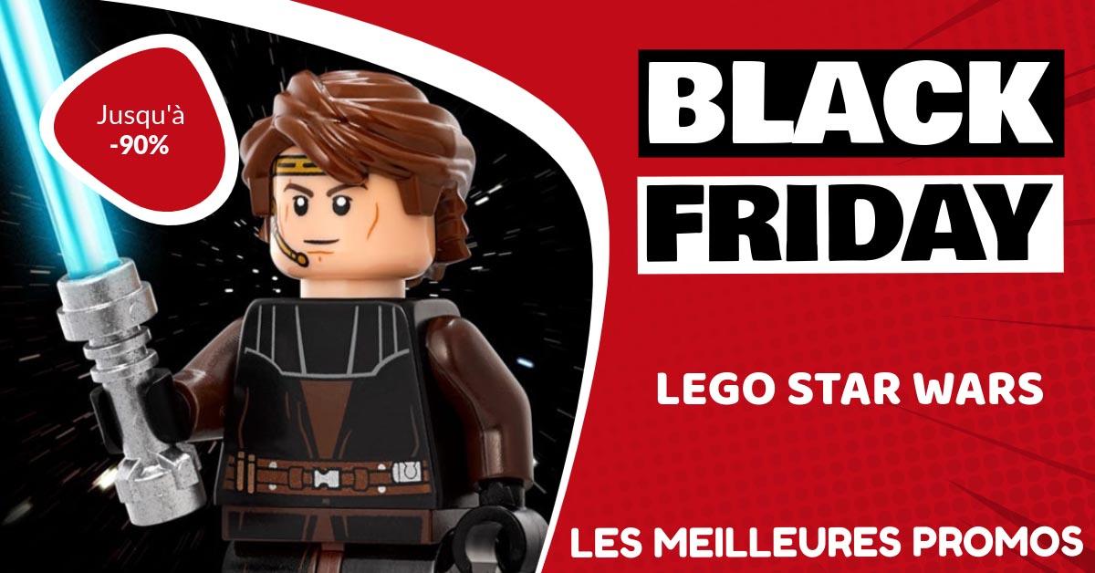 Lego Star Wars Black Friday : les meilleures offres et promos