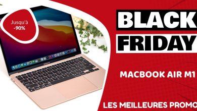 Macbook air M1 Black Friday : les meilleures offres et promos