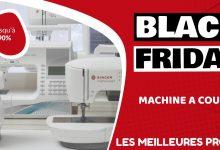 Machine à coudre Black Friday : les meilleures offres et promos