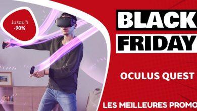 Oculus Quest Black Friday : les meilleures offres et promos