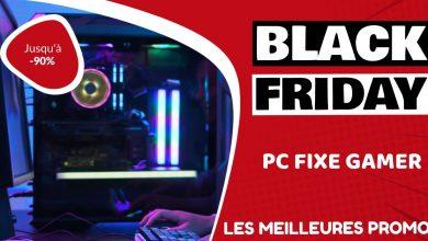 Pc fixe gamer Black Friday : les meilleures offres et promos
