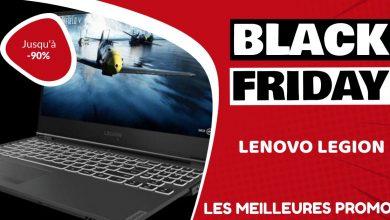 Pc gamer Lenovo Black Friday : les meilleures offres et promos