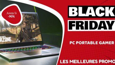 Pc portable gamer Black Friday : les meilleures offres et promos