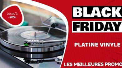 Platine vinyle Black Friday : les meilleures offres et promos