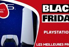 Playstation 5 Black Friday : les meilleures offres et promos