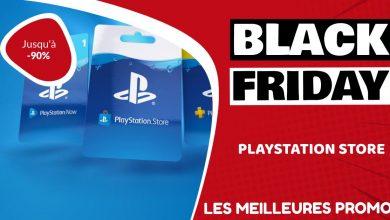 Playstation Store Black Friday : les meilleures offres et promos