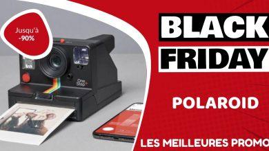 Polaroid Originals 9010 OneStep Plus Black Friday : les meilleures offres et promos
