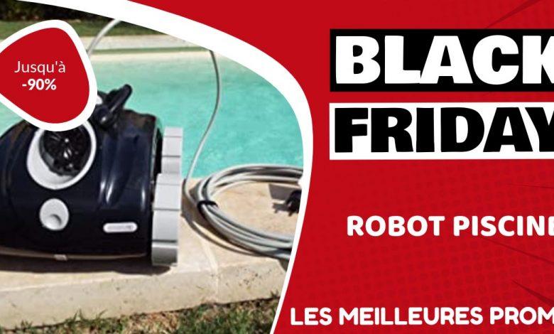 Robot piscine Black Friday : les meilleures offres et promos