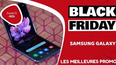 Samsung Galaxy Black Friday : les meilleures offres et promos