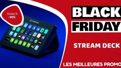 Stream Deck Black Friday : les meilleures offres et promos
