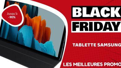 Tablette Samsung Black Friday : les meilleures offres et promos
