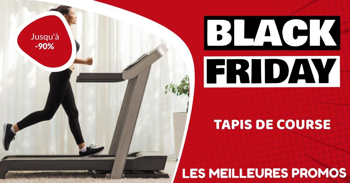 Tapis de course Black Friday : les meilleures offres et promos