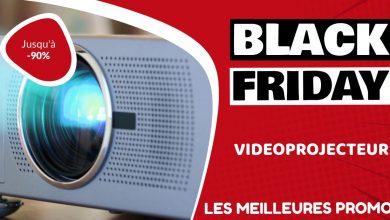 Vidéoprojecteur Black Friday : les meilleures offres et promos